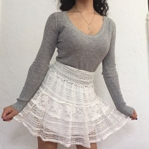Cozy light sweater
